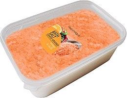 "Parfémy, Parfumerie, kosmetika Koupelová sůl, velké granule ""Pomeranč a chilli"" - Organique Bath Salt Orange & Chili"