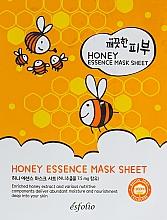 Parfémy, Parfumerie, kosmetika Látková maska s medem - Esfolio Pure Skin Essence Mask Sheet Honey