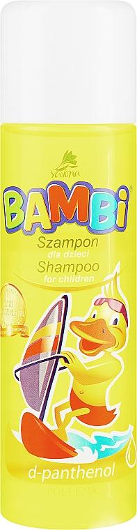 Šampon pro děti - Pollena Savona Bambi D-phantenol Shampoo