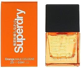 Parfémy, Parfumerie, kosmetika Superdry Orange - Kolínská voda