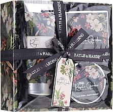 Parfémy, Parfumerie, kosmetika Sada - Baylis & Harding Royale Garden Verbena & Chamomile (sh/cr/130ml + soap/150g + b/butter/100ml)