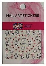 Parfémy, Parfumerie, kosmetika Samolepky na design nehtů - Ronney Professional Nail Art Stickers