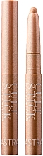 Parfémy, Parfumerie, kosmetika Voděodolné oční stíny - Astra Make-Up Cultstick Water Resistant Eyeshadow