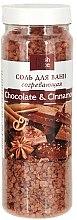 Parfémy, Parfumerie, kosmetika Koupelová sůl - Fresh Juice Chocolate & Cinnamon