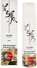 Parfémy, Parfumerie, kosmetika Denní lifting sérum na obličej - Shi/dto Men Time Restoring Advanced Skin-lifting Day Serum With Nio-Oxy And Hyaluronic Acid