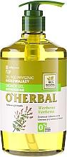 Parfémy, Parfumerie, kosmetika Osvěžující sprchový gel s extraktem z verbeny - O'Herbal Refreshing Shower Gel