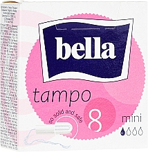 Parfémy, Parfumerie, kosmetika Hygienické tampony Tampo Premium Comfort Mini, 8 ks. - Bella