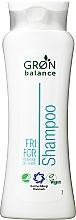 Parfémy, Parfumerie, kosmetika Šampon pro citlivou pokožku hlavy - Gron Balance Shampoo