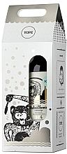 Parfémy, Parfumerie, kosmetika Sada Kadidlo a rozmarýn - Yope (Butter/200ml + Shower Gel/400ml)