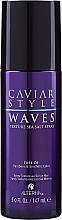 Parfémy, Parfumerie, kosmetika Texturační sprej s mořskou solí - Alterna Caviar Style Texture Sea Salt Spray