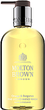 Parfémy, Parfumerie, kosmetika Molton Brown Orange & Bergamot Fine Liquid Hand Wash - Mýdlo na ruce