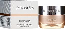 Parfémy, Parfumerie, kosmetika Rozjasňující a omlazující denní krém - Dr. Irena Eris Lumissima Brightening & Anti-Aging Day Cream SPF 20
