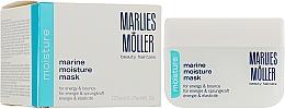 Parfémy, Parfumerie, kosmetika Hydratační maska - Marlies Moller Marine Moisture Mask