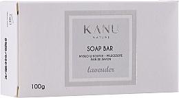 Parfémy, Parfumerie, kosmetika Mýdlo v kostce Levandule - Kanu Nature Soap Bar Lavender
