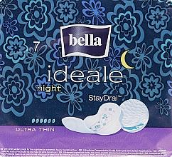 Parfémy, Parfumerie, kosmetika Vložky Ideale Night StayDrai, 7 ks. - Bella