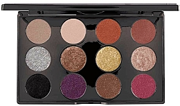 Parfémy, Parfumerie, kosmetika Paleta očních stínů - Pur Defense Anti-Pollution Eyeshadow Palette