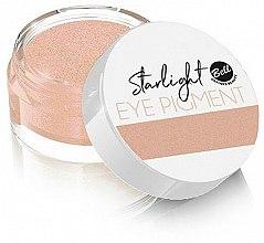 Parfémy, Parfumerie, kosmetika Sypké oční stíny- pigment na oční víčka - Bell Starlight Eye Pigment (1ks)
