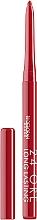 Parfémy, Parfumerie, kosmetika Kosmetická tužka na rty - Deborah 24 ORE Long Lasting Lip Pencil