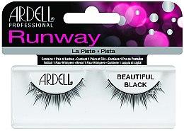 Parfémy, Parfumerie, kosmetika Umělé řasy - Ardell Runway Lashes Beautiful Black