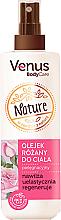 Parfémy, Parfumerie, kosmetika Růžový tělový olej - Venus Nature Rose Body Oil