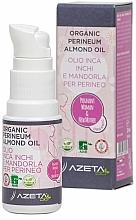 Parfémy, Parfumerie, kosmetika Organický mandlový olej - Azeta Bio Organic Perineum Almond Oil