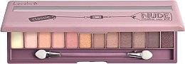 Paleta stínů - Lovely Classic Nude Make Up Kit — foto N2