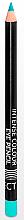 Parfémy, Parfumerie, kosmetika Tužka na oči - Affect Cosmetics Intense Colour Eye Pencil