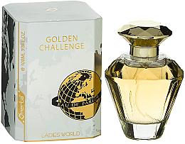 Parfémy, Parfumerie, kosmetika Omerta Golden Challenge Ladies World - Parfémovaná voda