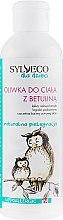 Parfémy, Parfumerie, kosmetika Tělový olej s betulinem - Sylveco For Kids Baby Oil with Betulin