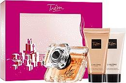 Parfémy, Parfumerie, kosmetika Lancome Tresor - Sada (edp/30ml + sh/gel/50ml + b/lot/50ml)