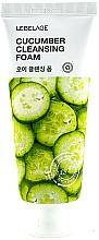 Parfémy, Parfumerie, kosmetika Čisticí pěna Okurka - Lebelage Cucumber Cleansing Foam