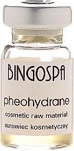 Parfémy, Parfumerie, kosmetika Hydratační prostředek - BingoSpa Pheohydrane Intense Moisturising Second Skin Effect Pure Ingredient