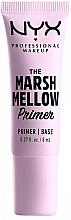 Parfémy, Parfumerie, kosmetika Zesvětlující primer na obličej - NYX Professional The Marshmellow Primer (mini)