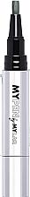 Parfémy, Parfumerie, kosmetika Hybridní lak na nehty ve fixu - MylaQ My Pen Hybrid 3in1