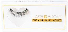 Parfémy, Parfumerie, kosmetika Umělé řasy - Lash Brow Premium Silk Lashes All Day Long