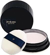Parfémy, Parfumerie, kosmetika Průhledný sypký pudr - Cle De Peau Beaute Translucent Loose Powder