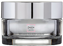 Parfémy, Parfumerie, kosmetika Pleťová maska s kyselinou glykolovou - Fontana Contarini Glycolic Acid Face Mask