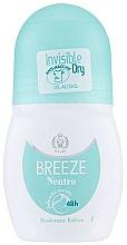 Parfémy, Parfumerie, kosmetika Breeze Neutro Deodorant Roll-On - Kuličkový deodorant