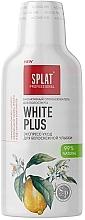 """Parfémy, Parfumerie, kosmetika Ústní voda """"Bělení plus"""" - Splat White Plus"""