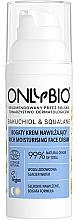 Parfémy, Parfumerie, kosmetika Pleťový krém - Only Bio Bakuchiol&Squalane Rich Moisturising Face Cream