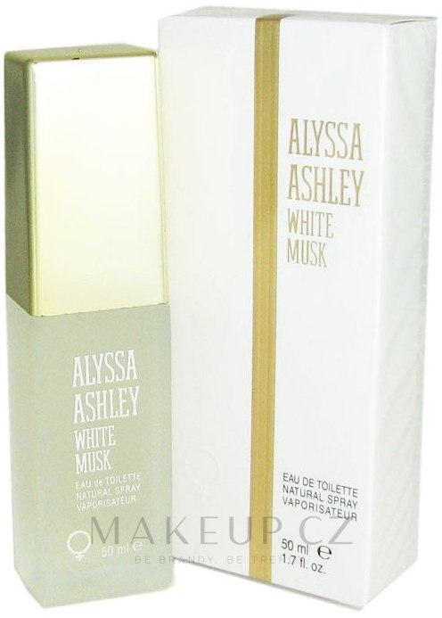 Alyssa Ashley White Musk - Toaletní voda — foto 50 ml