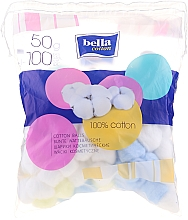 Parfémy, Parfumerie, kosmetika Kosmetické bavlněné kuličky - Bella Cotton Balls