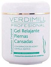 Parfémy, Parfumerie, kosmetika Gel na nohy se zklidňujícím účinkem - Verdimill Professional Relaxing Gel