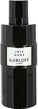 Parfémy, Parfumerie, kosmetika Korloff Paris Iris Dore - Parfémovaná voda (vzorek)