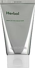 Parfémy, Parfumerie, kosmetika Zklidňující peeling-maska s detoxikačním efektem - Medi Peel Herbal Peel Tox