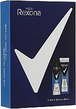 Parfémy, Parfumerie, kosmetika Sada - Rexona Men Cobalt (deo/150ml + sh/gel/250ml)