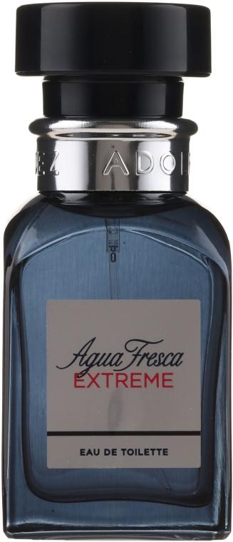 Adolfo Dominguez Agua Fresca Extreme - Toaletní voda — foto N4