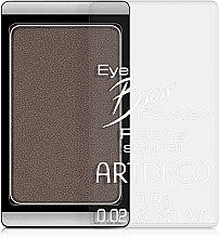 Parfémy, Parfumerie, kosmetika Pudr na obočí - Artdeco Eye brow Powder
