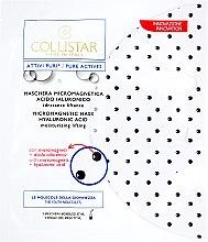 Parfémy, Parfumerie, kosmetika Pleťová maska s kyselinou hyaluronovou - Collistar Pure Actives Micromagnetic Mask Hyaluronic Acid