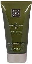 Parfémy, Parfumerie, kosmetika Tělový krém s vůní bílého lotosu - Rituals The Ritual of Dao Body Cream